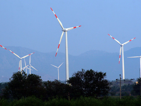 India's power generation from non-fossil fuel sources reaches 39% of total installed capacity