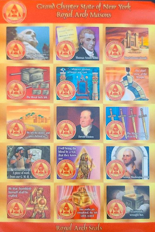 Charity Sticker Sheet