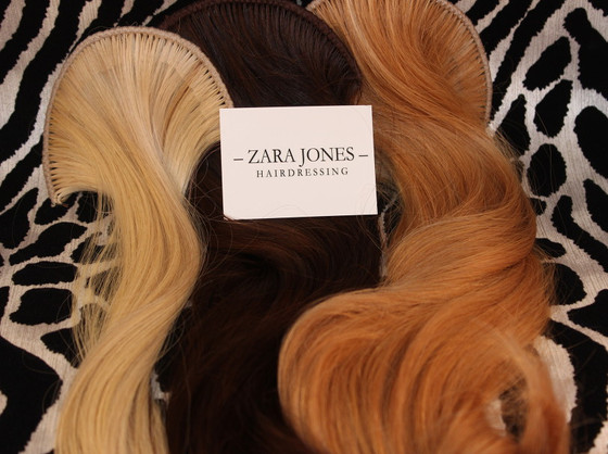 Zara Jones Russian Hair