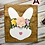 Thumbnail: Bunny withFelt Flower Crown