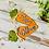 Thumbnail: Carrot Easter Basket Tags