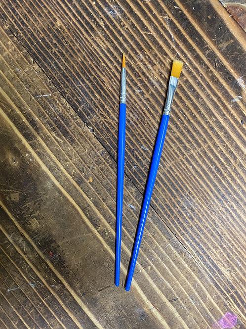 Set of 2 Paint Brushes
