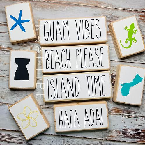 Guam Blocks