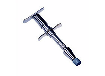 Activator which is a gentle adjustement tool for a chiropractor