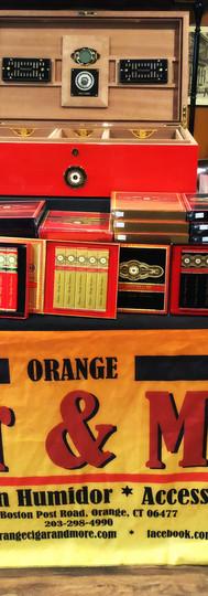 Orange Raffle