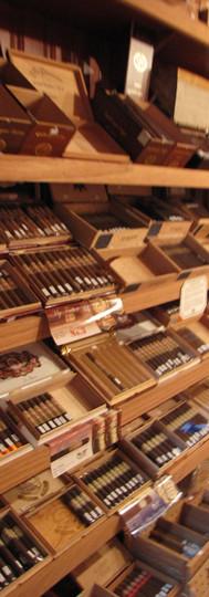 Orange Cigar