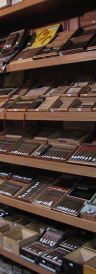Hundreds of Cigars