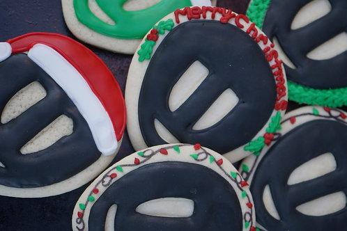 INVASION Christmas Sugar Cookies 12 CT
