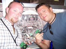 Attend a WrestleMania