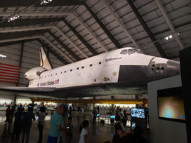 Check out the Space Shuttles.