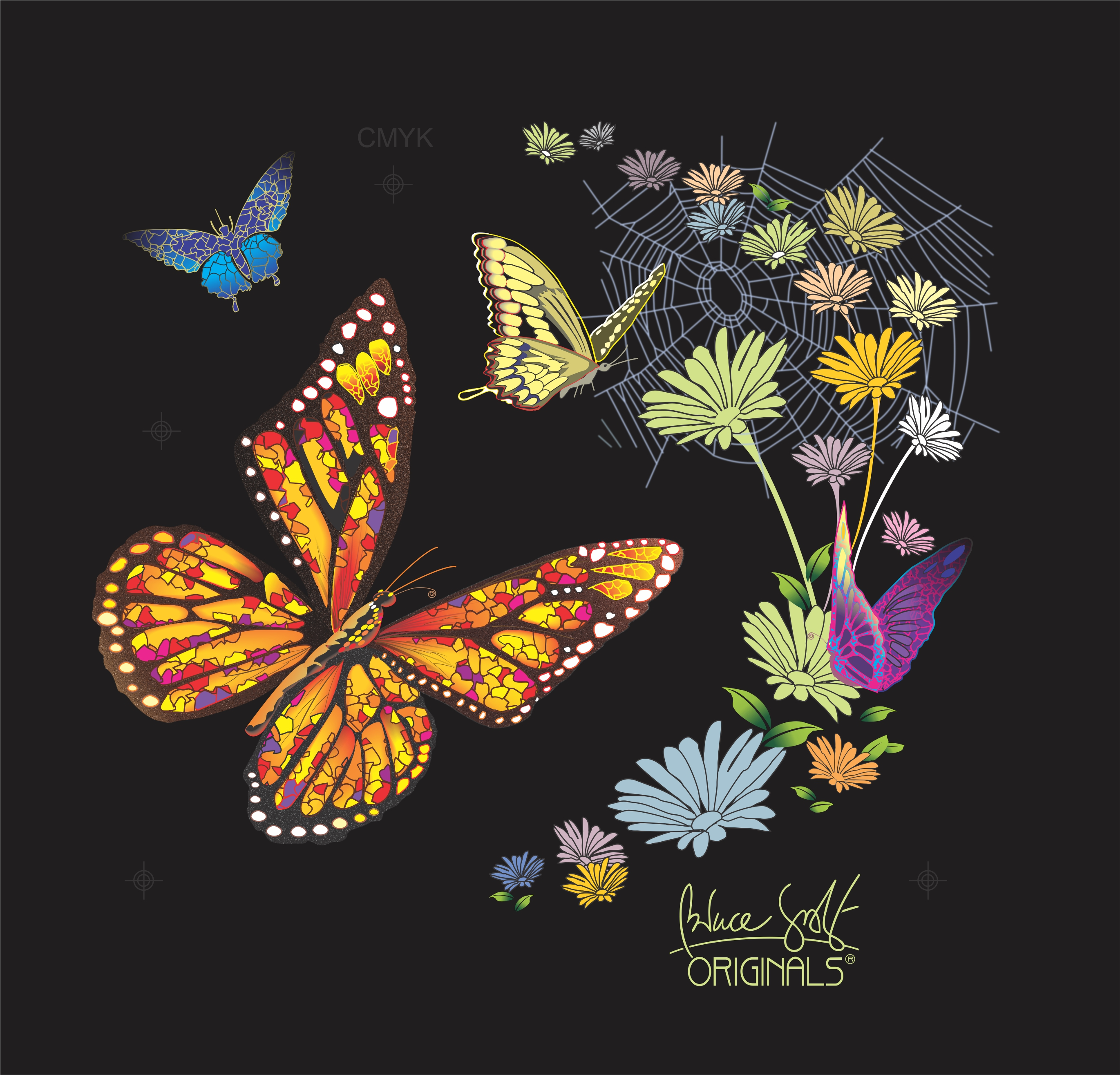 butterflies  stain jpg