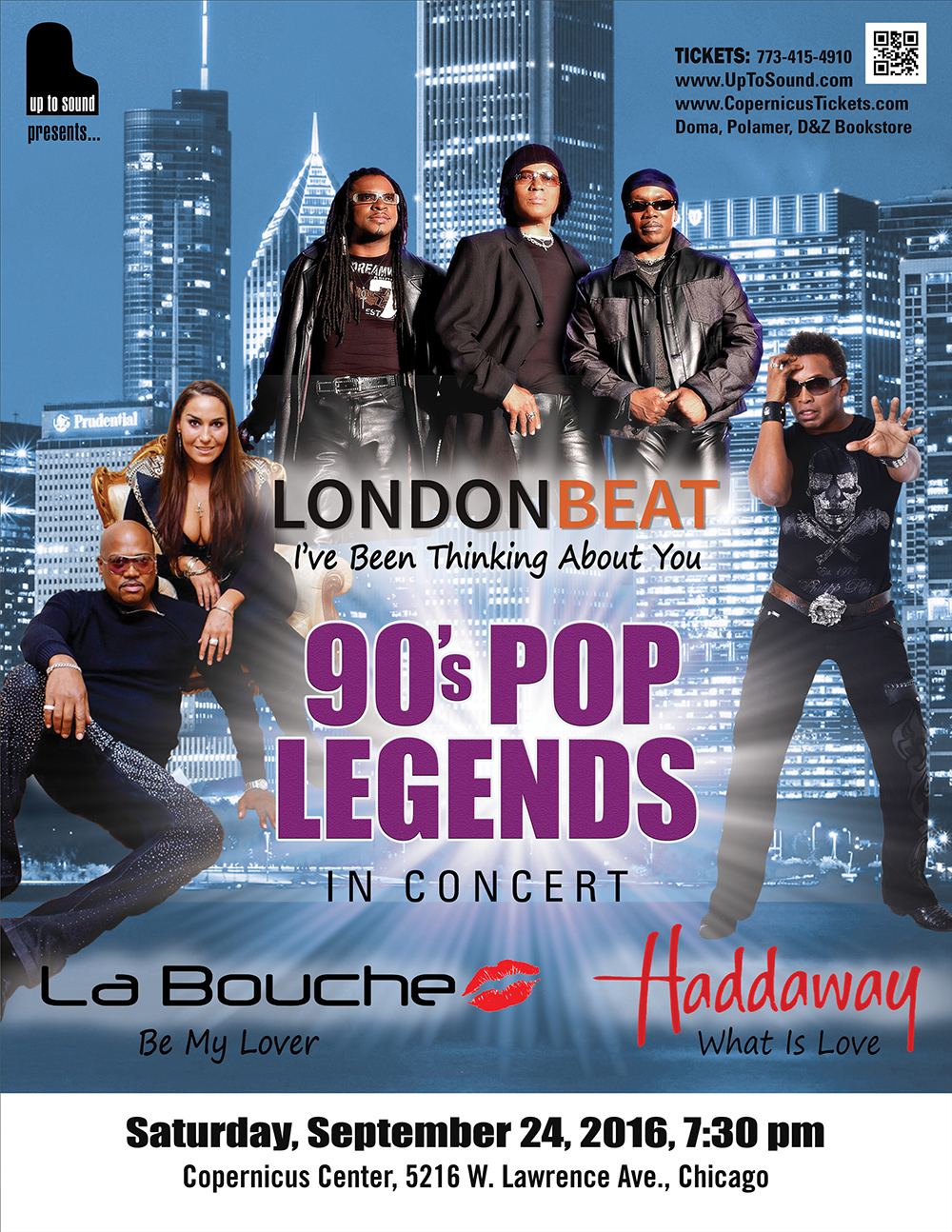 90'sPOP Legends in Concert poster for web