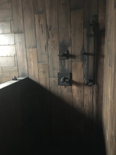 Fire Clean - Shower Area