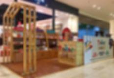 Tinker House Franchise Mall Kiosk Info