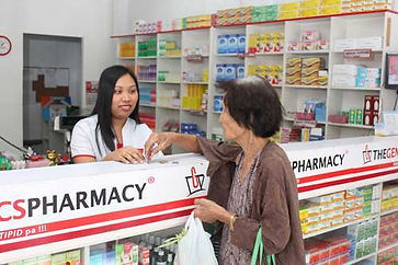 Retail - Grocery & Pharmacy Franchise Philippines, The Generics Pharmacy Franchise Fee and Investment, Pharmacy Franchise business