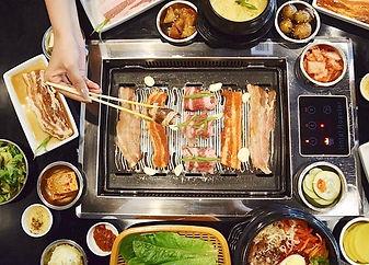 Food - Restaurants & QSR Franchise Philippines, Samgyeopsal House Franchise Fee and Investment, Korean Samgyupsal Franchise business