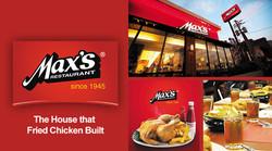 Maxs Restaurant Franchise