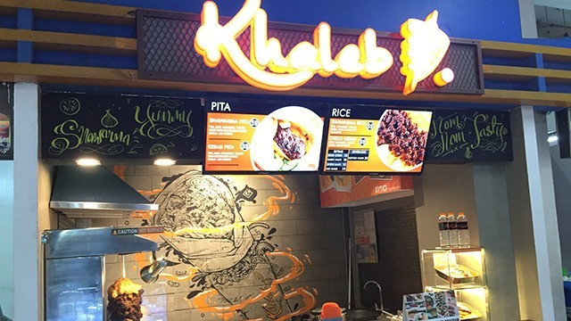 Khaleb Shawarma Franchise