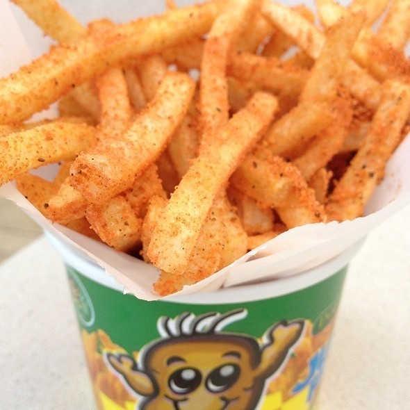 Potato Corner BBQ French Fries