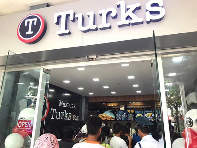 Turks Shawarma Franchise