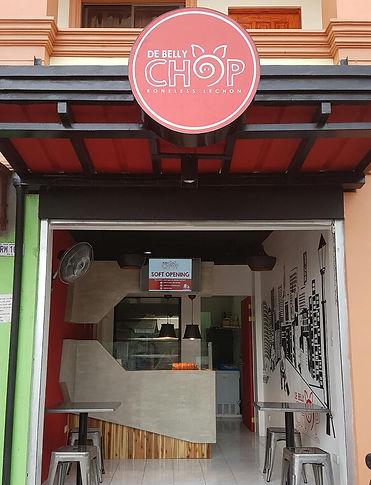 De Belly Chop Lechon Kiosk Franchise Details