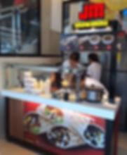 affordable shawarma cart franchise