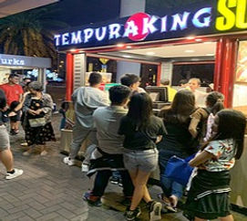 Food - Kiosk Franchise Philippines, Tempura King Franchise Fee and Investment, Tempura Franchise business