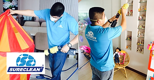 Master - Service Franchise Philippines, Sureclean Franchise Fee and Investment, Disinfection service franchise business