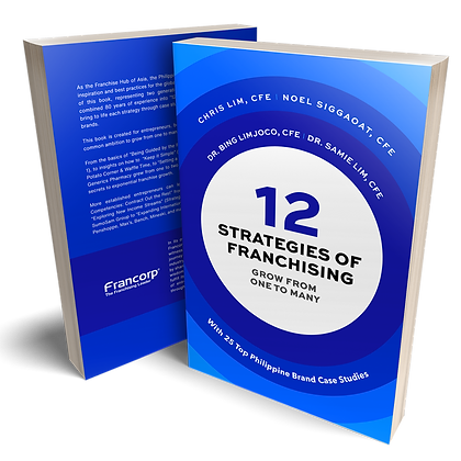 12 Strategies of Franchising Book
