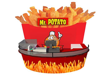 Food - French Fries Franchise Philippines, Mr. Potato Franchise Fee and Investment, French Fries Franchise business