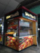 Santino's Pizza Food Kiosk Franchise Details