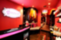 Pink Parlour interior look for franchise