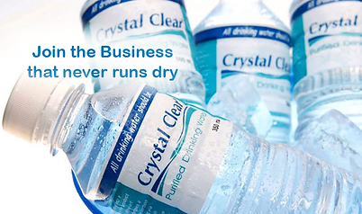 Retail - Refilling (LPG & Water) Franchise Philippines, Crystal Clear Franchise Fee and Investment, Water Refilling Franchise business