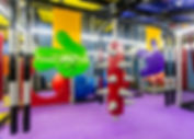 indoor kids play area center franchise