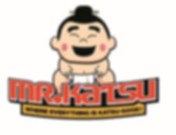 Mr. Katsu Franchise Logo