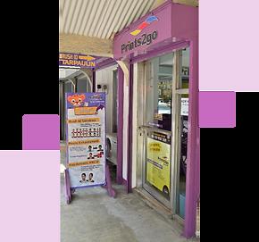 prints2go franchise branch