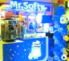 Mr. Softy Ice Cream Franchise Opportunity