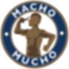 Macho Mucho Barber Shop Franchise Logo