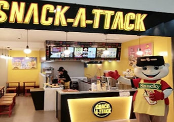Food - Restaurants & QSR Franchise Philippines, Snack Attack Franchise Fee and Investment, French Fries Franchise business