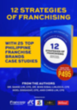 12 Strategies of Franchising Book_Poster