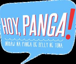 Hoy Panga! Franchise Logo