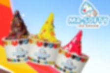 Mr. Softy Ice Cream Cart Franchise