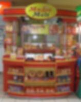 Magic Melt Food Franchise Cart