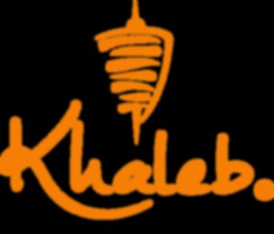 Khaleb Shawarma Franchise Logo