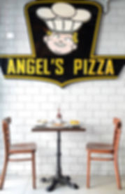 Angel's Pizza Branch franchise information