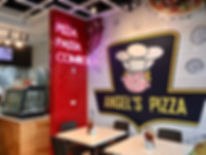 Angel's Pizza Franchise Outlet Cost