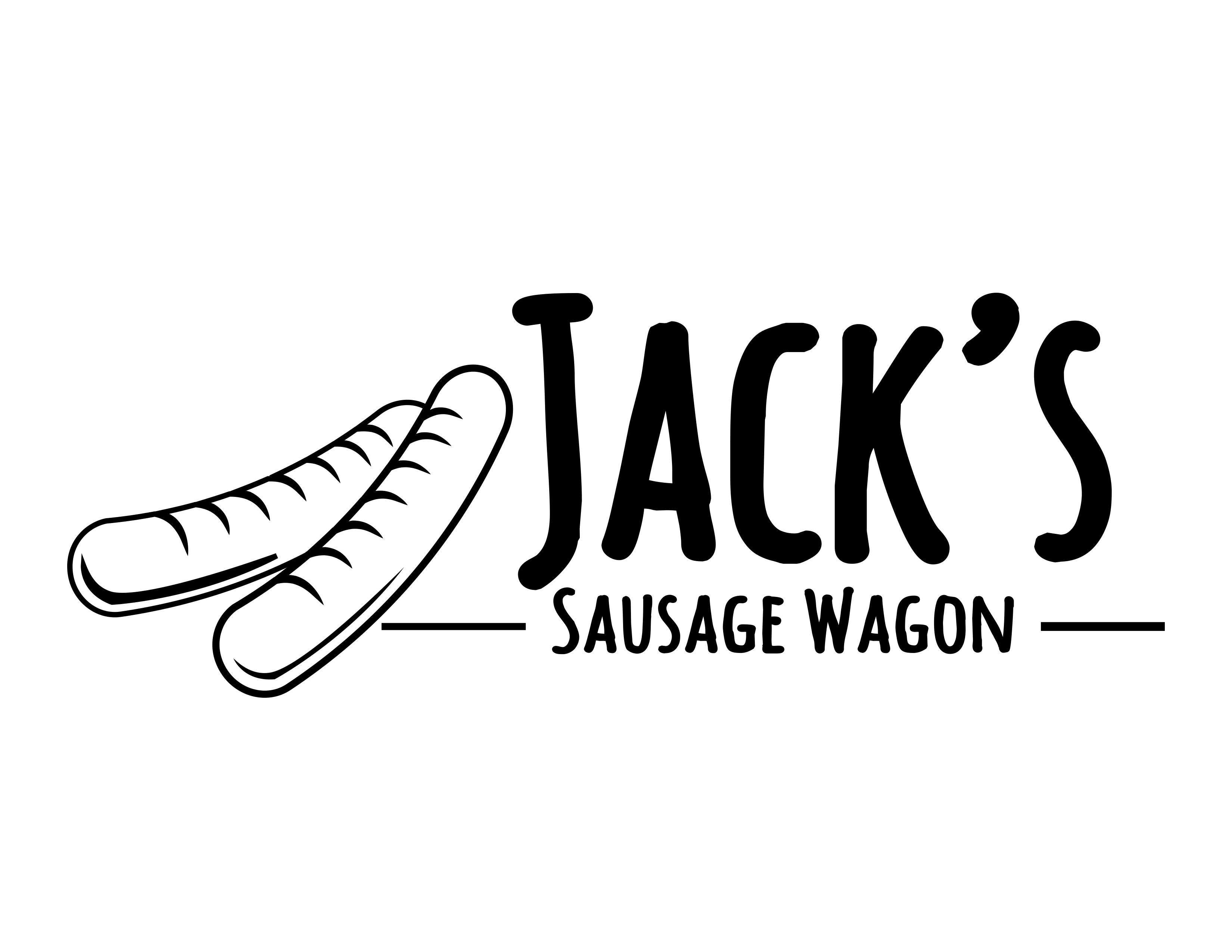 Jacks Sausage Wagon Franchise Logo