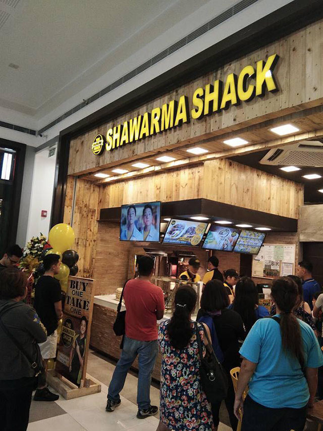 Shawarma Shack Franchise