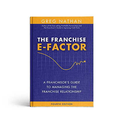 The Franchise E-Factor by Greg Nathan