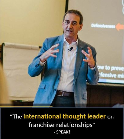 How real marital principles can influence franchise relationship & strategy